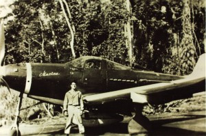 ARMSTRONG - P39 IN NEW GUINEA