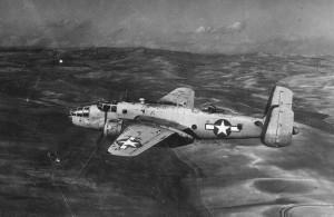 B-25 Mitchell Medium Bomber