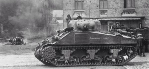 CONNOLLY - 33RD M4 SHERMAN WW2