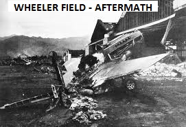 CHAMBERLAIN - WHEELER FIELD BOMBING