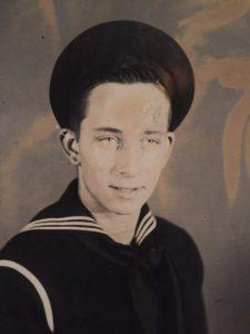 LW Mooneyham 1942 Boot Camp