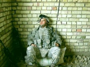 05 JASON LAFLEUR in Iraq