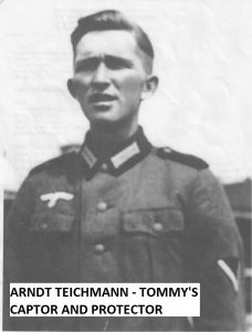 Arndt Teichmann - later Lt